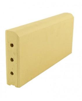 Керамические бордюры «KR Yellow - Желтый»