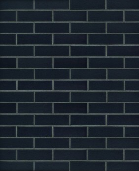 Клинкерная плитка «Schwarz Matt Glasiert»