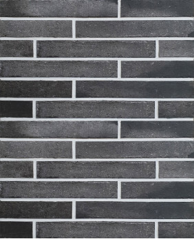 Клинкерная плитка «Brickloft - Int 576 Anthrazit R360»