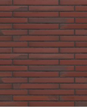 Клинкерная плитка «Red zeppeling (LF16)»