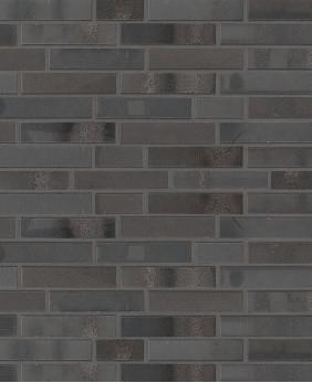 Клинкерная плитка «BrickWerk 650 - Eisenschwarz»