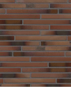 Клинкерная плитка «Riegel 50 455 - Braun Blau»