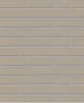 Клинкерная плитка «Keravette 238 - Aluminium Matt»