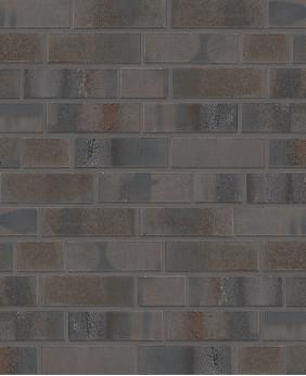 Клинкерная плитка «Brickwerk NF 652 - Moorbraun Anthrazit»