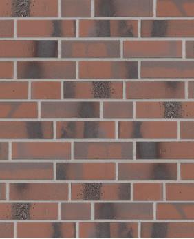 Клинкерная плитка «Brickwerk NF 654 - Flammenrot»