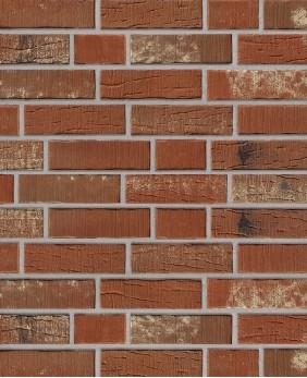 Клинкерная плитка для НФС «Stroeher - 3326.S374 Steinlinge Shabbyrot»