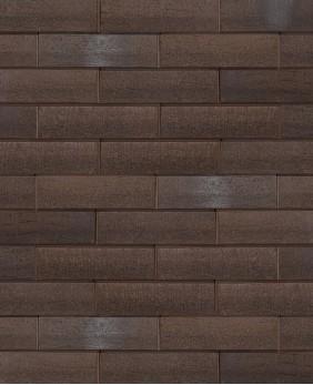 Клинкерная плитка бесшовная для НФС «Stroeher - 377 Platinbraun»