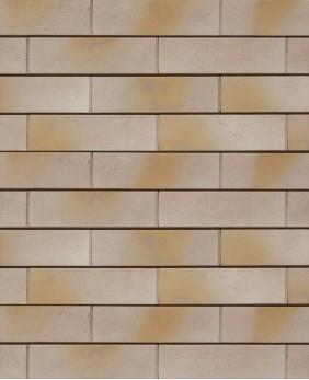 Клинкерная плитка бесшовная для НФС «Stroeher - 450 Gold Weiss»