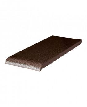 Керамические подоконники «Коричневый глазурованный - 02»