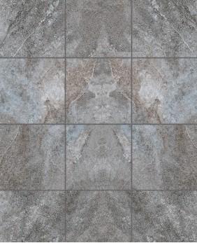 Клинкерная напольная плитка «Abell Mittelgrau 274»