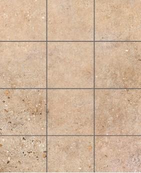Клинкерная напольная плитка «Gravel Blend - 961 Brown»