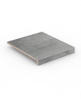 Клинкерные ступени «Gravel Blend - 962 Grey Loft»