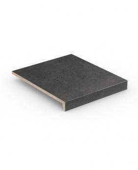 Клинкерные ступени «Gravel Blend - 963 Black Loft»