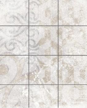 Клинкерная напольная плитка «Selected - 983 Dekore Grau»
