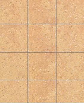 Клинкерная напольная плитка «Roccia - 834 Giallo»