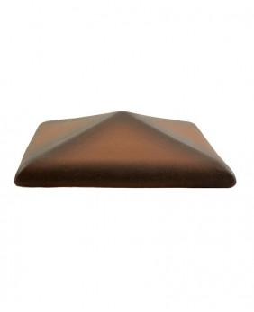 Керамические клинкерные колпаки для столбов «Kasztan ZG»
