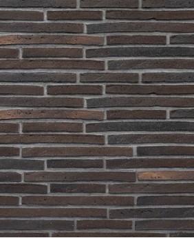 Длинный кирпич ручной формовки «RT 161» - половинка