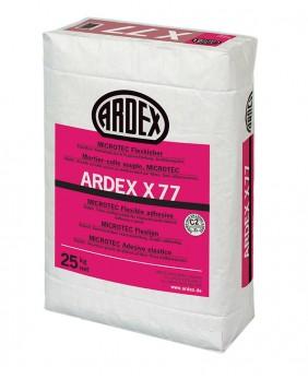 Эластичный плиточный клей «Ardex X 77 - Арт. 4634»