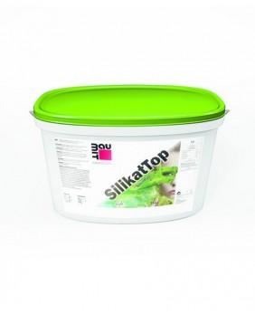 Декоративная штукатурка на силикатной основе «SilikatTop (Европа)»