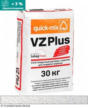 Кладочный раствор «VZ Plus - Арт. 72001» - Водопоглощение < 3 % , цвет: «Алебастрово-белый»