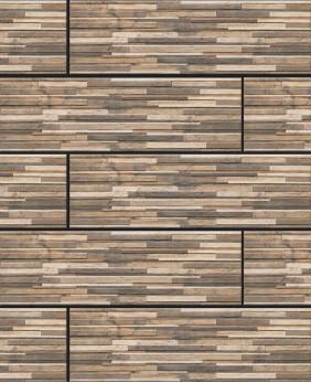 Цокольная плитка «Zebrina Wood»