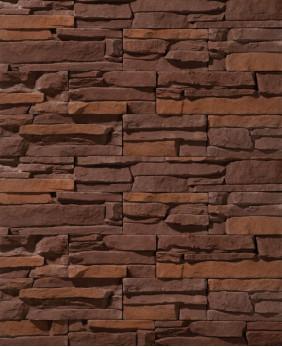 Искусственный камень для цоколя и фасада «Тянь-Шань - 25»