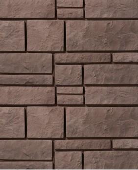Искусственный камень для цоколя и фасада «Юрский Мрамор - 06»
