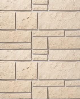 Искусственный камень для цоколя и фасада «Юрский Мрамор - 11»