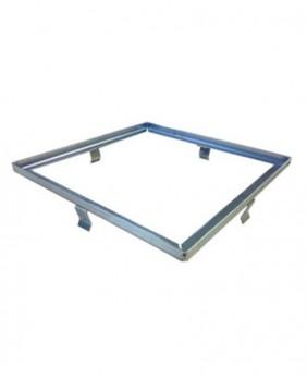 Усиливающий кант из оцинкованной стали для дождеприемника «ACO - Арт. 36901»