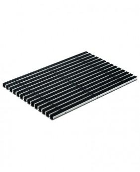 Решетка алюминиевая с резиновым покрытием «ACO - 100 на 50 см»