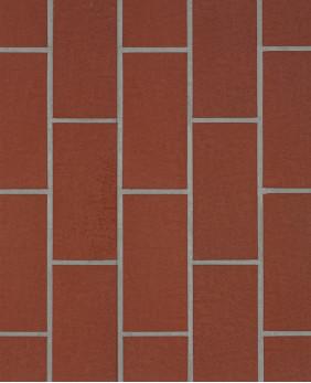 Брусчатка клинкерная «Stroeher - 215 Red»