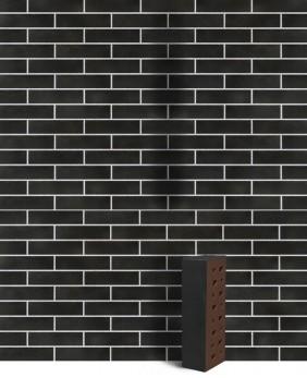 Керамический клинкерный кирпич «Рейкьявик Гладкий»