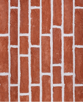 Срезы с кирпича ручной формовки «Selbourne Red Stock - WK965»