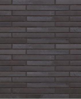 Клинкерная плитка «Black heart (LF05)»