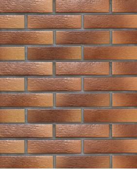 Клинкерная плитка «Aquarius Brown Structure»