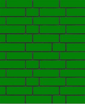 Клинкерная плитка «3516.3202 - Grun»