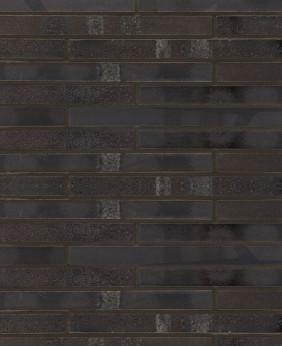 Клинкерная плитка «Brick 60 650 - Eisenschwarz»