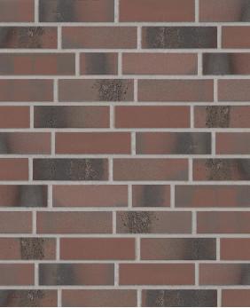 Клинкерная плитка «Brickwerk NF 655 - Violettrot SF #105»