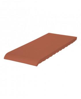 Керамические подоконники «Красное - 01.  Размер 150 мм.»