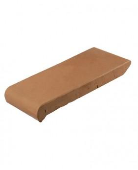 Керамические подоконники «ЗГ Красный. Размер 180 мм.»