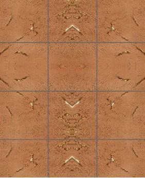 Клинкерная напольная плитка «Antik Kupfer»