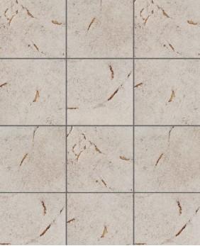 Клинкерная напольная плитка «Antik Muschelweiss»