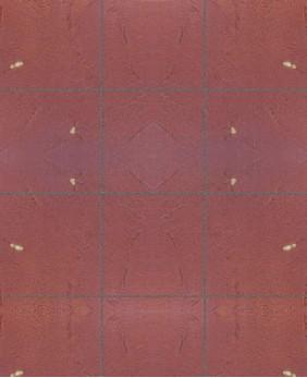 Клинкерная напольная плитка «Antik Weinrot»