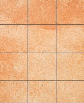 Клинкерная напольная плитка «Roccia X - 927 Rosenglut»