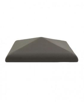 Керамические клинкерные колпаки для столбов «Grafit ZG. Размер 300 x 300 мм.»