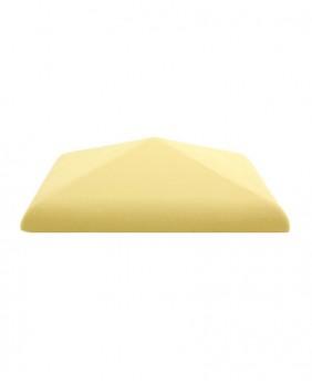 Керамические клинкерные колпаки для столбов «Yellow ZG. Размер 300 x 300 мм.»