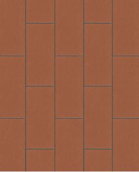Промышленная кислотоупорная плитка «215 Red»