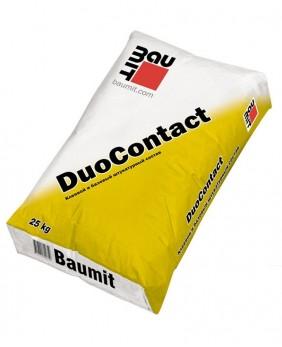 Универсальный армирующий штукатурный состав «DuoContact»