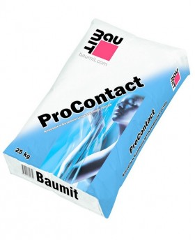 Универсальный армирующий штукатурный состав «ProContact»