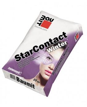 Универсальный армирующий штукатурный состав «StarContact Winter»